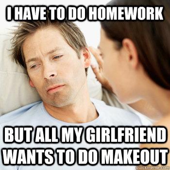 #2 His Homework