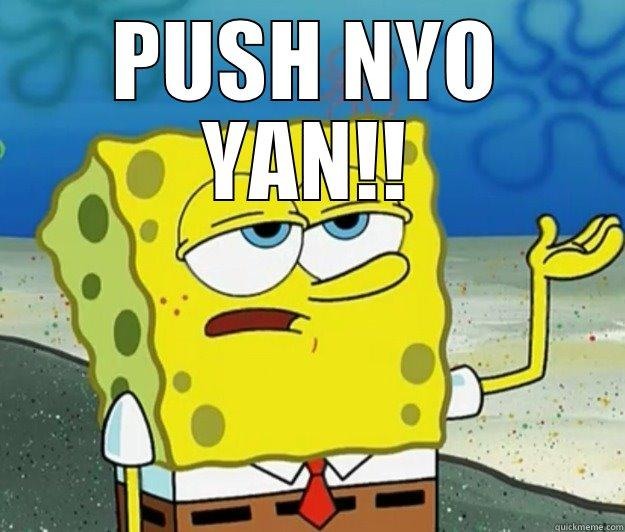 essay procrastination meme spongebob