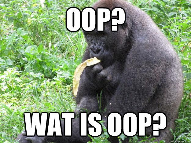 Oop Gorilla Memes Quickmeme