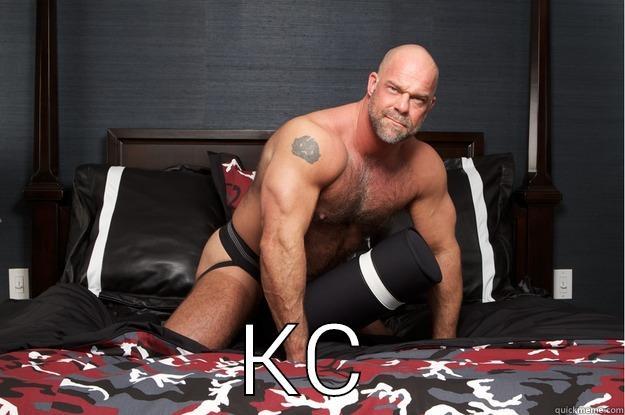 KC Gorilla Man