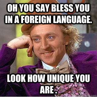 how to say bless you in other languages