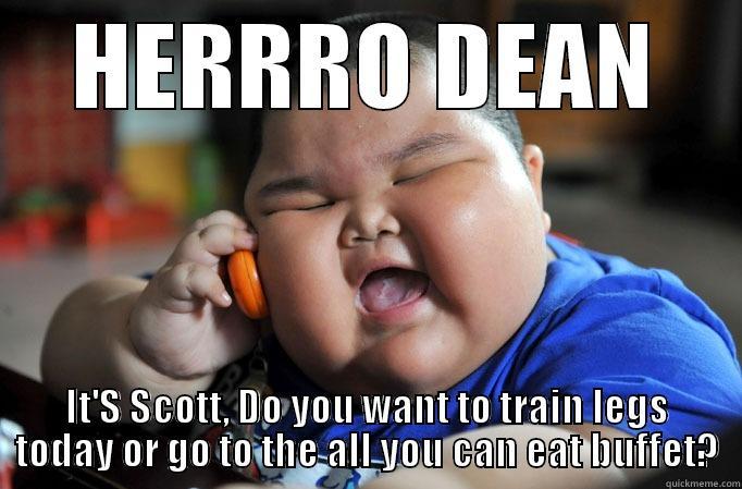scott your train