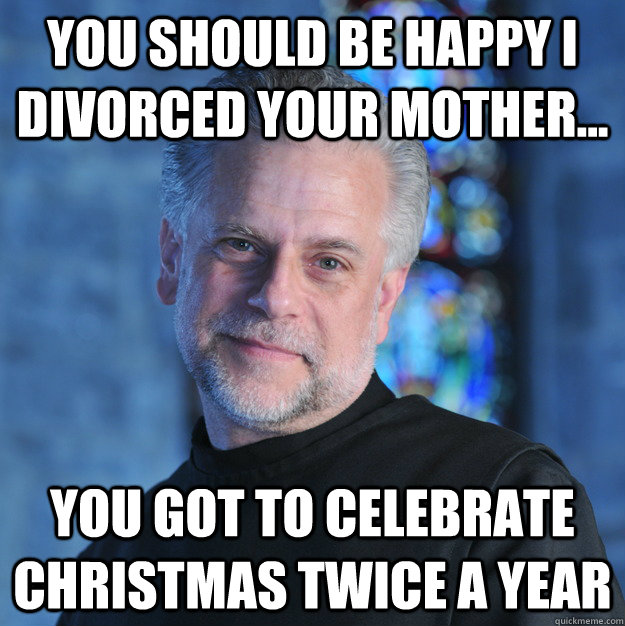 christmas should be celebrated twice a year