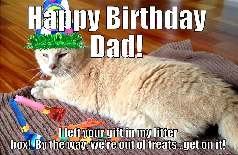 Funny Cat Birthday Meme : Party cat quickmeme