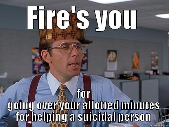 Funny Memes For Call Center : Meet my scumbag boss at the call center quickmeme