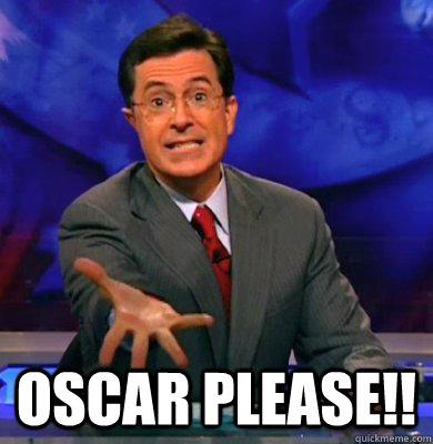 oscar please!!