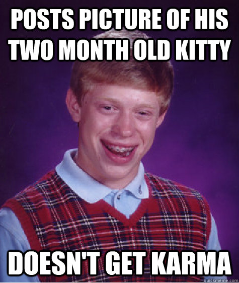 how to get rid of bad karma bad luck