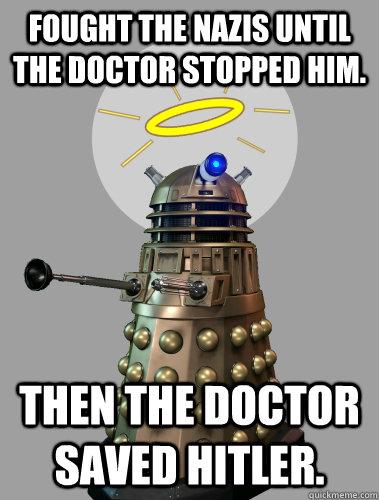 Dalek funny