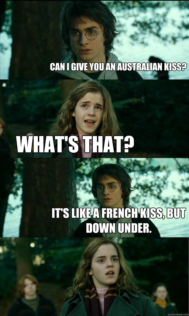 What is a french kiss like
