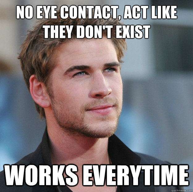 Slikovni rezultat za eye contact, awkward, funny gif