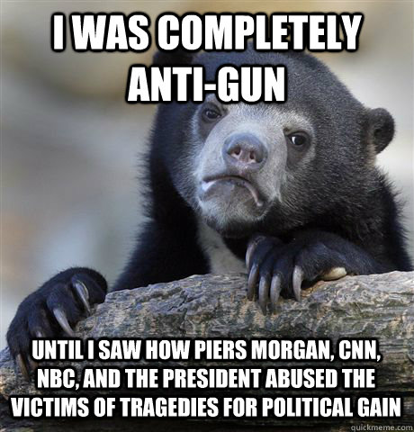 I Was Completely Anti Gun Until I Saw How Piers Morgan