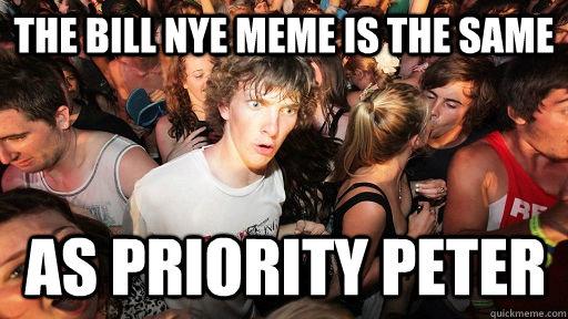 Confirm. agree Priority peter meme speaking
