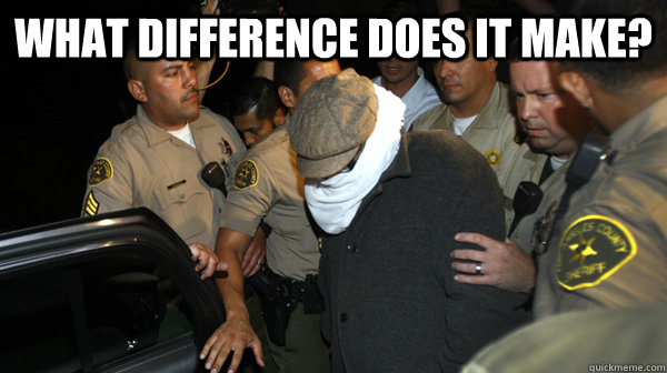 What difference does it make?  - What difference does it make?   Defend the Constitution
