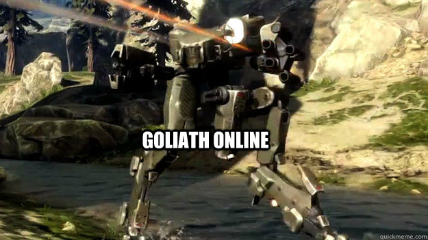 goliath online - goliath online  Misc