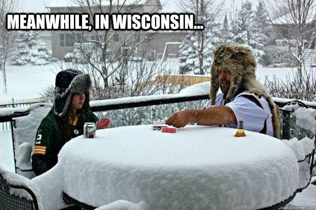 Meanwhile, in Wisconsin... - Meanwhile, in Wisconsin...  Misc
