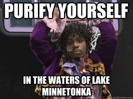 Purify Yourself  In the Waters of Lake Minnetonka - Purify Yourself  In the Waters of Lake Minnetonka  Dave Chappelle Prince