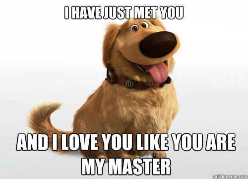2cf6f8ac2bf139e0494abbce8f84cf44747e68e21fc731cf5e063aa54e2b1674 i have just met you and i love you like you are my master overly