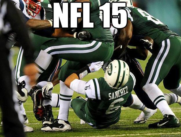 NFL 15 - NFL 15  Misc
