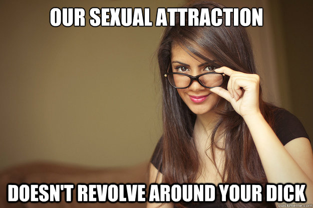 Sexual attraction memes