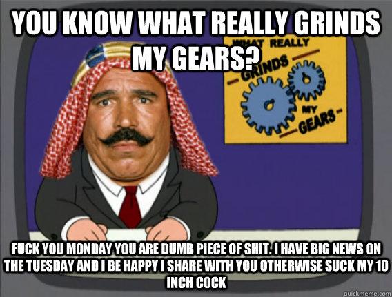 Iron Sheik You Are Gay And Faggot 67
