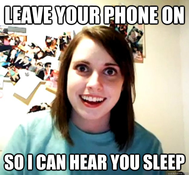 leave your phone on so i can hear you sleep - leave your phone on so i can hear you sleep  Misc