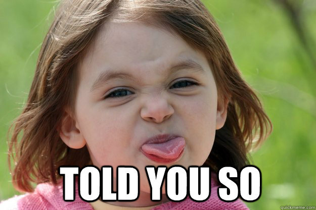 Funny Little Girl Face Meme : Sassy little girl memes quickmeme