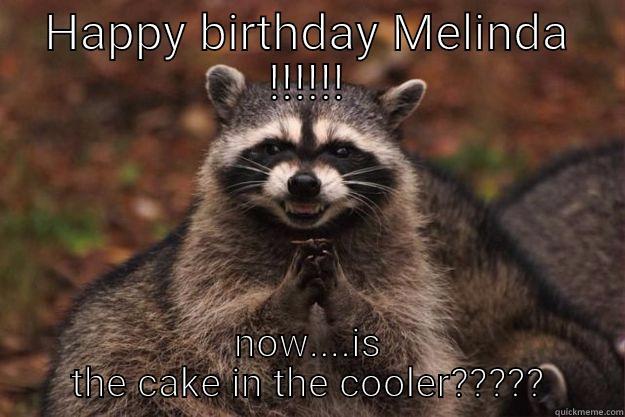 happy birthday melinda Happy Birthday Melinda !!!!!   quickmeme happy birthday melinda
