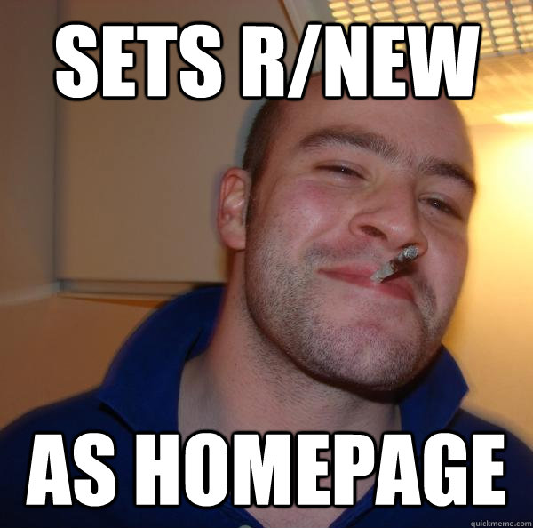 Sets r/New As homepage - Sets r/New As homepage  Misc