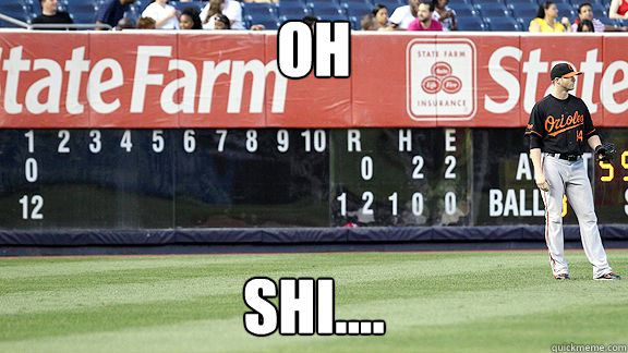 oh shi....  yankees-orioles