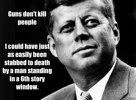 jfk funny quotes