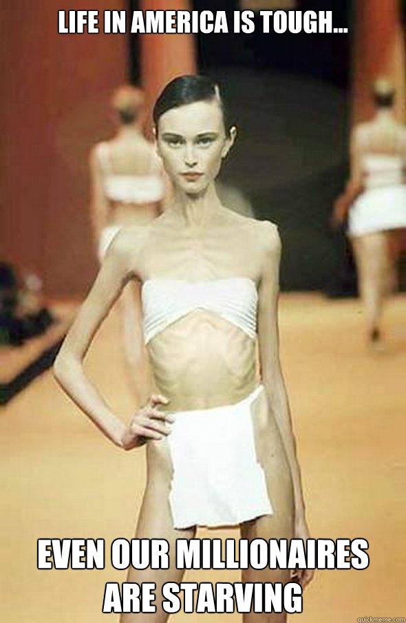 anorexic supermodel memes quickmeme