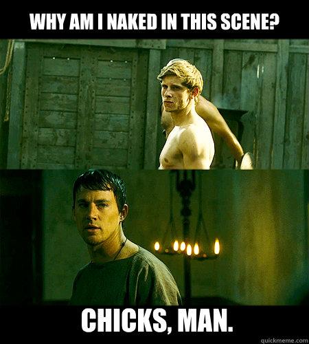 Apologise, Why am i naked