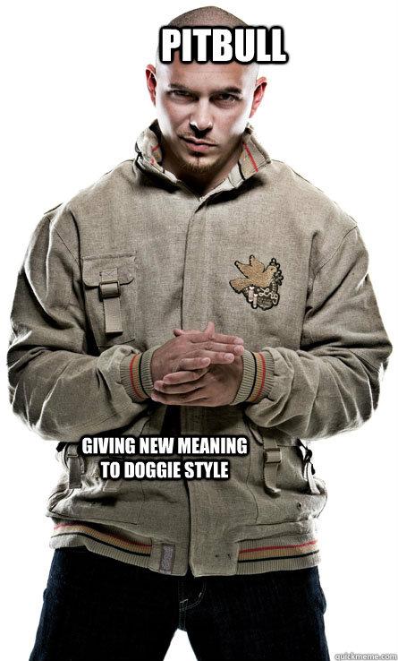 Pitbull rapper memes   quickmeme