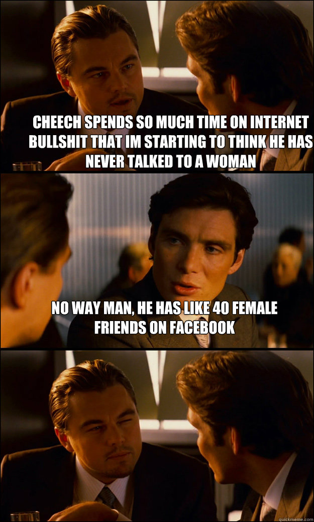 My boyfriend has a lot of female friends