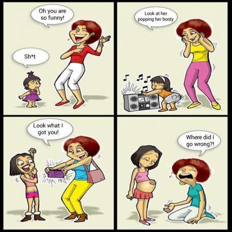 Moms Nowadays -   Misc