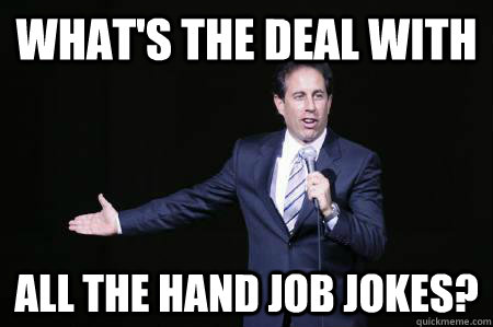 Hand Job Place