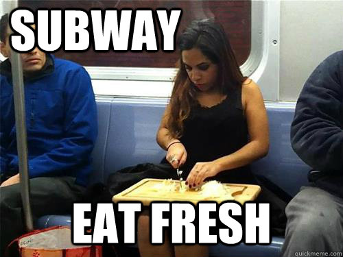 subway eat fresh - subway eat fresh  Misc