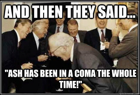 and then they said...