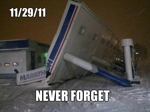 11/29/11  Never Forget - 11/29/11  Never Forget  Misc