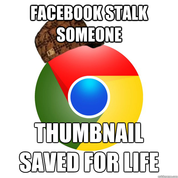 facebook stalk someone thumbnail saved for life - facebook stalk someone thumbnail saved for life  Misc
