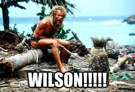 WILSON!!!!! -  WILSON!!!!!  Misc