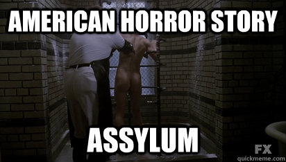 AMERICAN HORROR STORY ASSYLUM  American Horror Story