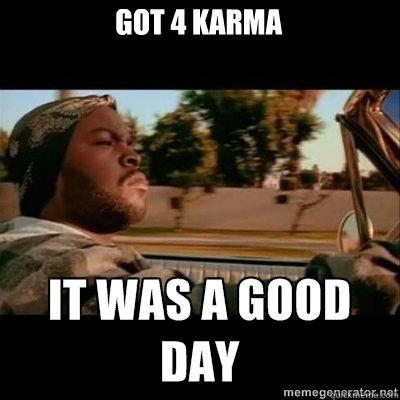 Got 4 Karma