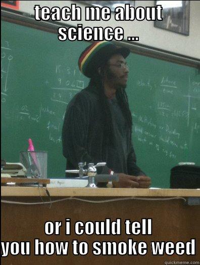 Profesor marihuana