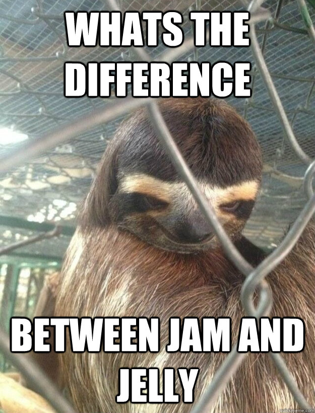 Whats the difference between...?