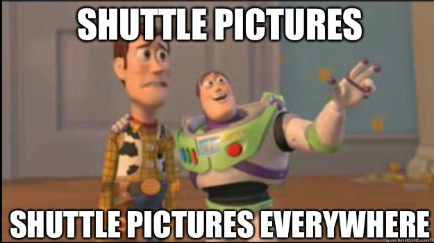 Shuttle Pictures Shuttle Pictures everywhere - Shuttle Pictures Shuttle Pictures everywhere  Buzz and Woody