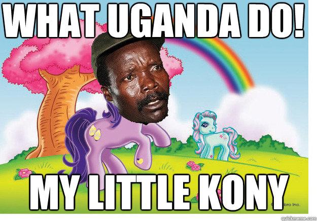 33780abb04e93465e091843c07dd6c09163594fed1243e13a67ea50d450f90f3 my little kony memes quickmeme,Kony Meme