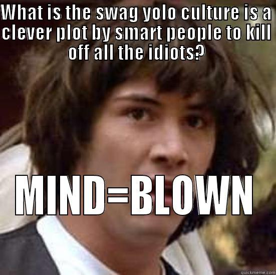 Swag yolo culture - quickmeme