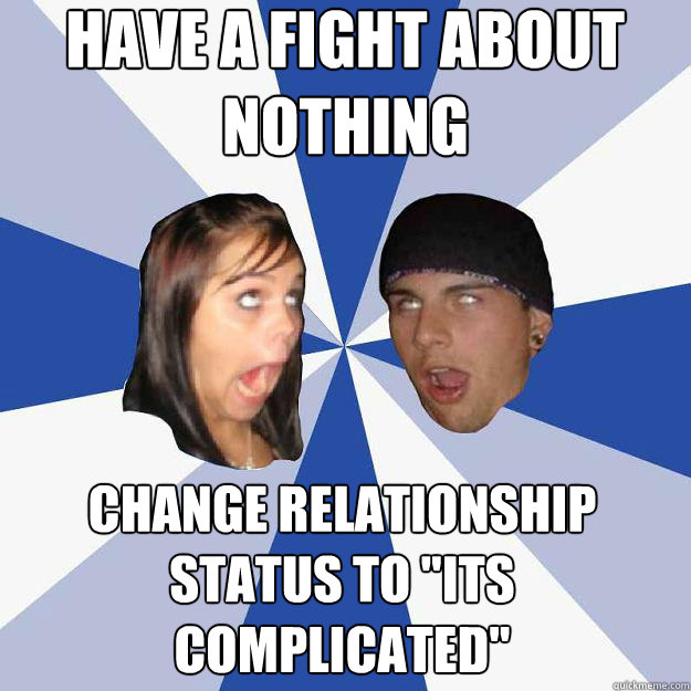 happy love relationship status its complicated