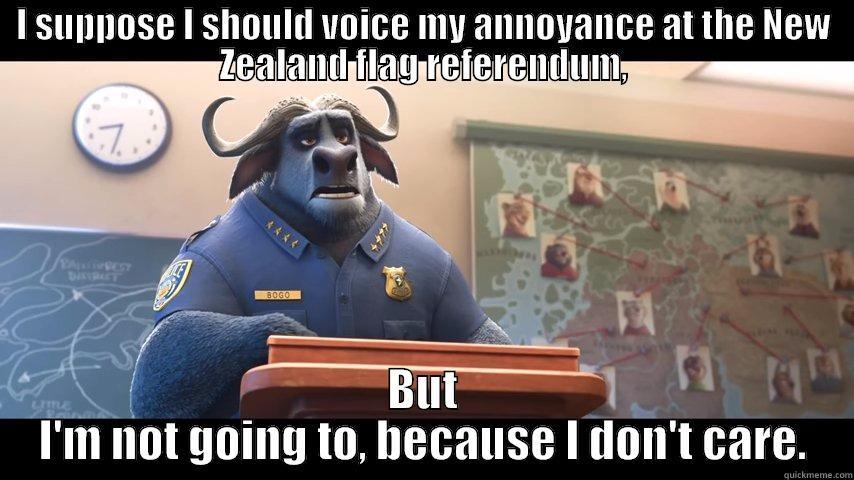 Funny Zootopia Memes : Chief bogo doesn t care quickmeme